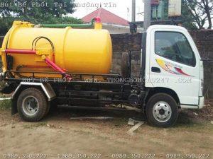 Hút Bể Phốt Tại Huyện Thường Tín – 0989350222