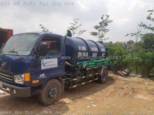Hút Bể Phốt Tại Huyện Ứng Hòa – 0989350222