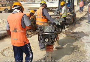 Cho Thuê Máy Đầm Cóc Tại Bắc Ninh 0989350222