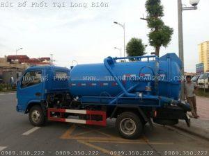 Hút Bể Phốt Tại Long Biên – 0989350222