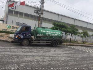 Dịch Vụ Hút Bể Phốt Tại Nam Định 0989350222