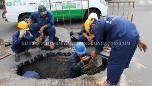 Nhận Hút Bể Phốt Tại Đường Phan Đình Phùng 0989350222