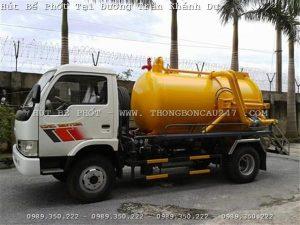 Hút Bể Phốt Tại Đường Trần Khánh Dư – 0989350222