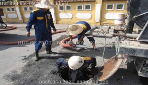 Hút Bể Phốt Tại Nguyễn Khoái 0989350222