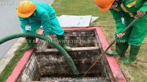 Hút Bể Phốt Tại Quang Trung Nhanh – Sạch – Không Hét Giá – 0989350222