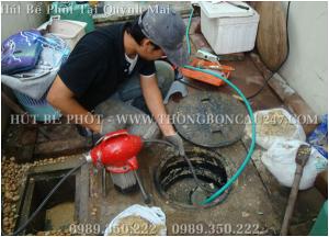 Hút Bể Phốt Tại Quỳnh Mai 0989350222   Nhanh – Sạch – Không Hét Giá