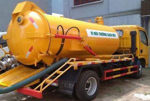 Hút Bể Phốt Tại Nam Định, làm sạch nhanh, giảm giá cực sốc