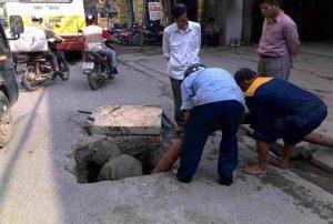 Hút Bể Phốt Tại Nguyễn Lương Bằng