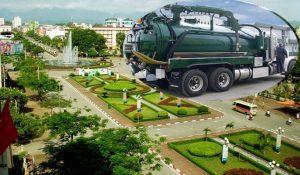 Hút Bể Phốt Tại Thái Nguyên, giảm giá sốc đến 50%