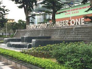Hút Bể Phốt Tại Chung cư Thăng Long Number One 0989350222