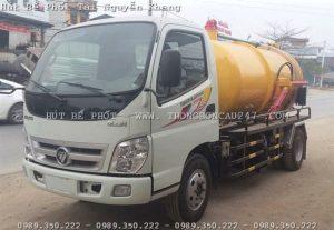Hút Bể Phốt Tại Nguyễn Khang 0989350222